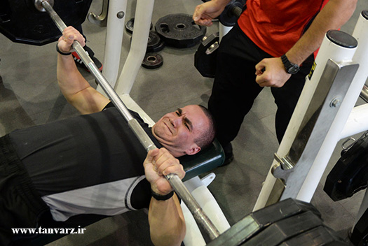 افزایش رشد عضلات با عادت به خوردن