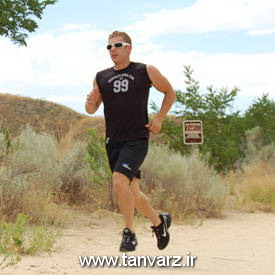 حرکت دویدن (Trail Running Walking)