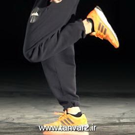 حرکت ضربه به باسن Butt Kicks