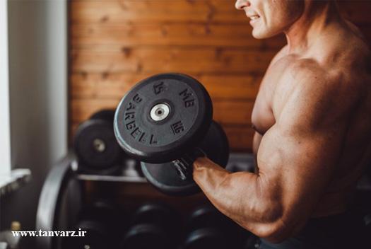 برنامه بدنسازی بازو