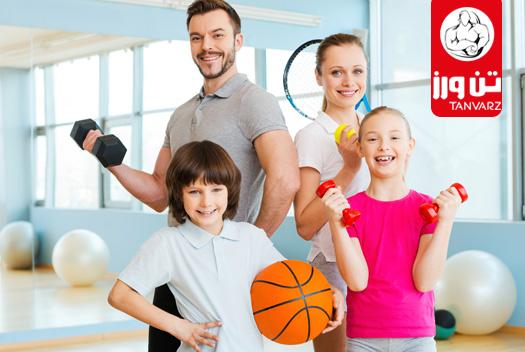 معرفی انواع برنامه عمومی تمرین در منزل