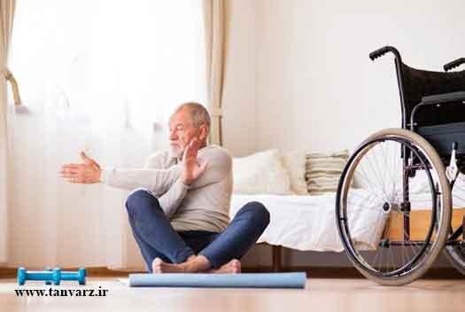 ورزش در منزل