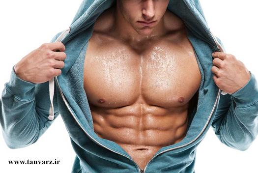 برنامه تخصصی عضلات سینه