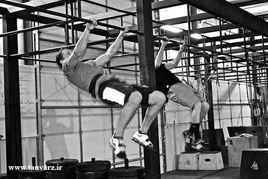 تمرین ورزشی خطرناک
