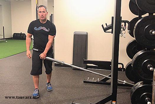 چهار حرکت اصلی وزنه برداری