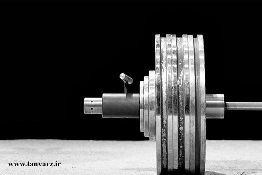 4 حرکت اصلی وزنهبرداری