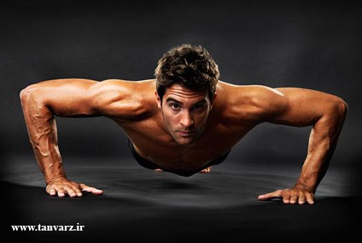 عضله سازی با پروتئین