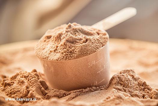 بهترین پروتئین بدنسازی برای حجم
