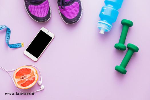 هترین ورزش برای لاغری شکم و پهلو