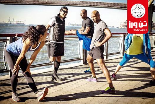 افزایش استقامت هوازی ورزشکاران