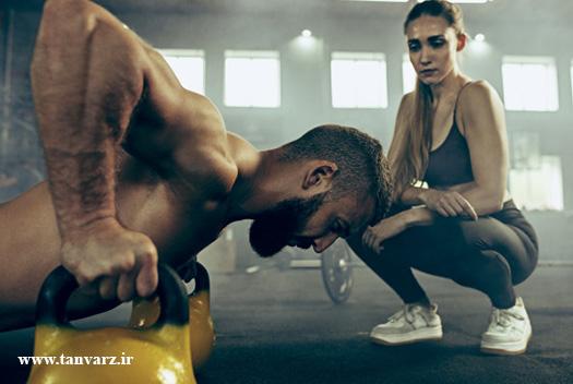 نقش ژنتیک در رشد عضلات