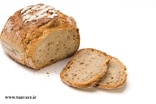 بهترین نان برای کاهش وزن