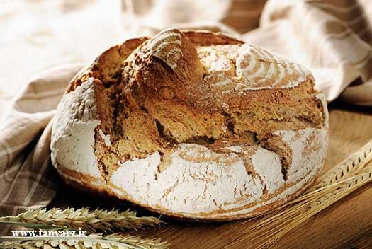 بهترین نان برای کاهش وزن و لاغری