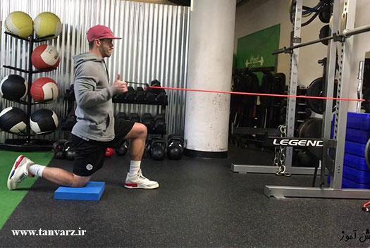 برنامه ساخت عضلات سرشانه