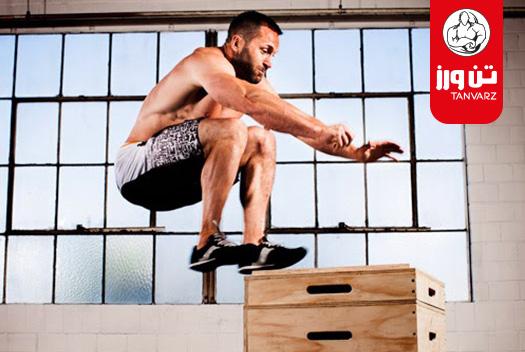 معرفی برنامه افزایش استقامت عضلات پا
