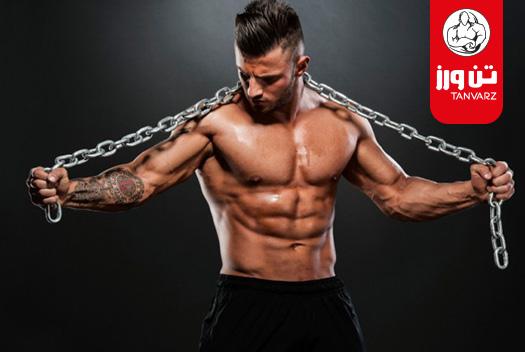 برنامه تمرینی افزایش حجم عضلات با تمرینات پرتکرار ۴ هفتهای