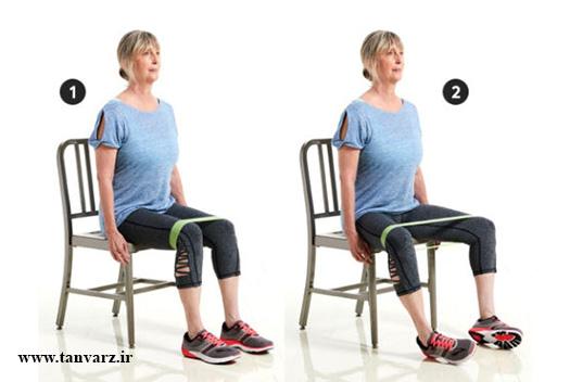 بهترین ورزشها برای لاغری بغل ران