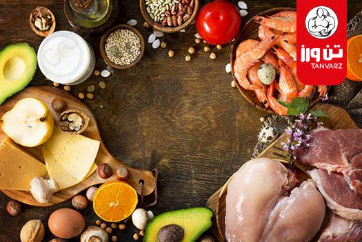 ۲۰ مورد از بهترین مواد غذایی سرشار از پروتئین و کم کالری