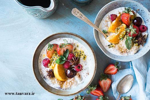 بهترین مواد غذایی سرشار از پروتئين جهت دریافت پروتئین بالا
