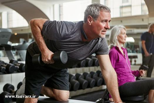جلوگیری از عضله سوزی