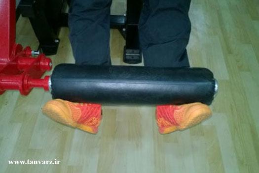 بهترین برنامه تمرینی بدنسازی حجمی پا