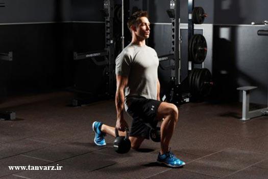 برنامه بدنسازی رایگان برای افزایش حجم و قدرت عضلات