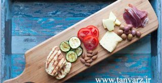 خوراکی پروتئینی